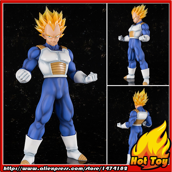100% Original BANDAI Tamashii Nations Figuarts ZERO EX Exclusive Figure - Super Saiyan Vegeta from Dragon Ball Z genuine bandai exclusive tamashii nation 10th anniversary s h figuarts dragon ball z son gokou goku kaiohken ver action figure