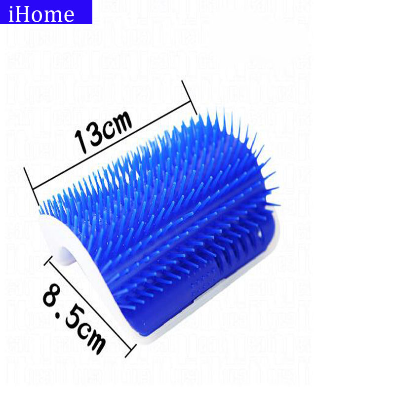 Pet Products Cat Massager Wipes Cute Fiddle Artifact Blue Furniture And Scratchers Cats Furniture Play Toy For Cats Brush Comb #6