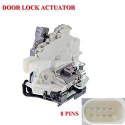 Tylny lewy dla SEAT ALTEA XL TOLEDO III mechanizm blokady drzwi-1P0839015A 5P0839011C 5P0839011 5P0833055A W05P0839011
