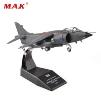 1:72 Scale 1982 BAE Sea Harrier FRS Mk I Airplane Toys Fighter Airplane Model Gift Collections