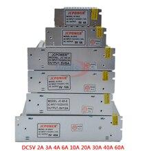 DC5V Lighting Transformers LED Lights Driver for Strip Power Supply 10W 20W 30W 40W 50W 100W 150W 200W 300W