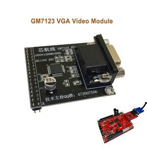Image 1 - GM7123 VGA Video Modülü Bağlantı FPGA Geliştirme Kurulu Kamera ile Cmos gönderme Kodu