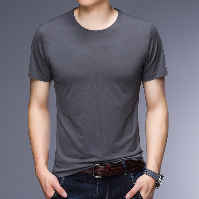 2019 New Summer Men's Short Sleeve Polo Shirts Fashion Casual High Quality Men's Polos S-6XL 2