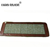 HANRIVER Home new sofa cushion jade far infrared heating mattress ochre ms tomalin health and beauty cushion stone therapy