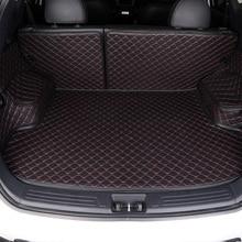 مخصص سيارة فرش داخلي للسيارات والشاحنات لسوبارو جميع نموذج فورستر XV المناطق النائية وراثي تريبيكا اكسسوارات السيارات جذع سادة سيارة التصميم