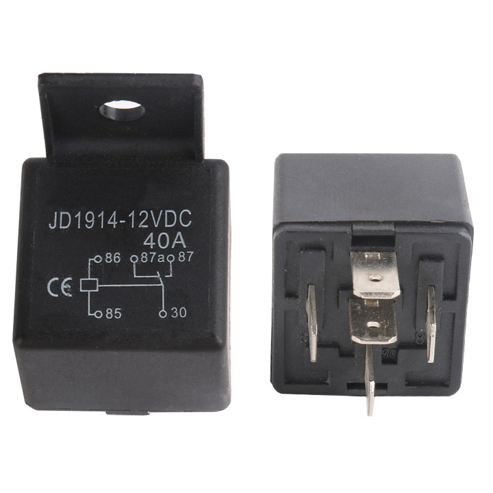 No Electromagnetic Relay