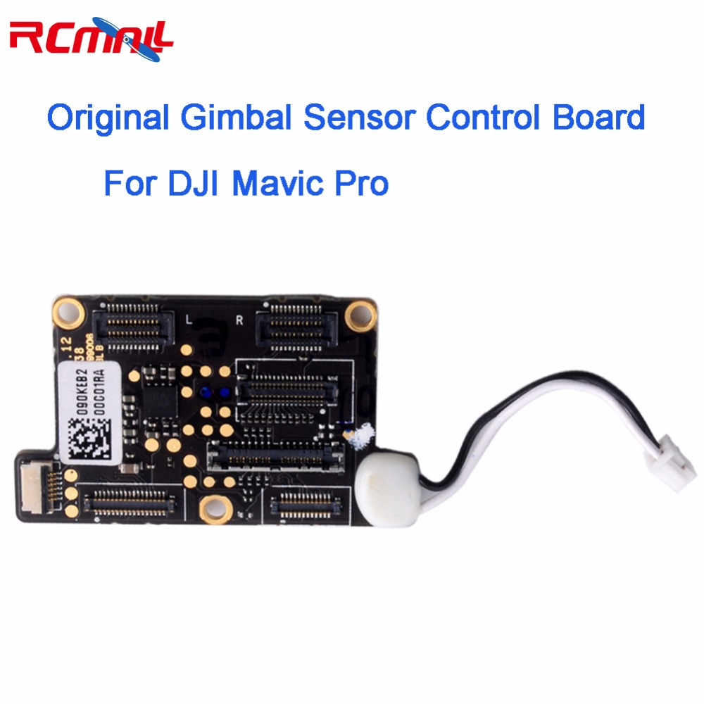 Original Gimbal Camera Forward Sensor Control Board for DJI Mavic Pro Drone RC Repair Parts Replacement Accessories DR2510 цена