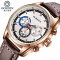 Relogio Masculino Ochstin Chronograph Watch Men Military Mens Quartz Watch Top Brand Luxury Men's Clock Sports Wrist Watch Male