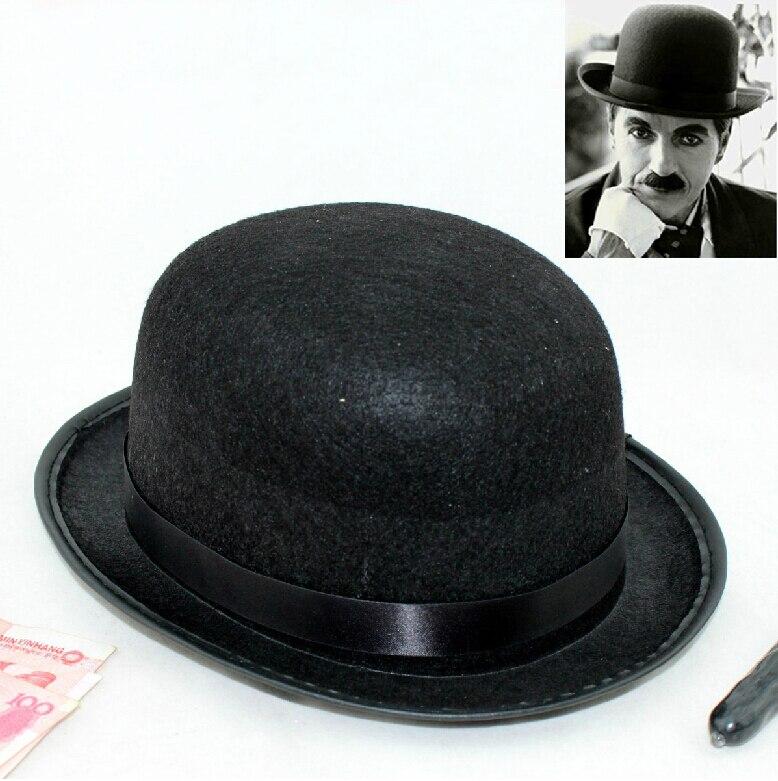 af542118aac Cosplay party supplies halloween prop chaplin hat hats for men jpg 778x781 Halloween  hats for men
