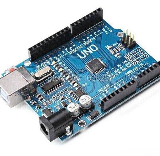 UNO R3 ATmega328P Conseil de Développement Pour Arduino Aucun Câble