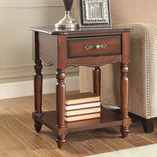 Console-Table Living-Room-Furniture Solid-Wood Sofa 520--420--620mm Bedside Hotel Sale