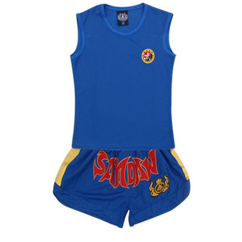 MMA Fight Mens Suit Muay Thai Shorts Fight Sanda - სპორტული ტანსაცმელი და აქსესუარები - ფოტო 2