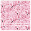 Tuya Art Pink Flamingos Pattern Design For Bed Room Wallpapers Wallcovering Wall Decor Usage Classic And