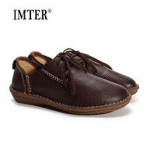 Женская обувь без каблука Натуральная кожа ручной работы женская обувь на плоской подошве обувь черный/коричневый/кофе повседневная обувь на шнуровке на плоской подошве женские мокасины (568 -5)