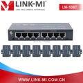 LINK-MI LM-108T 200 м VGA Extender Splitter 1x8 С 8 200 м Приемников По Одной Cat5e/6 кабель