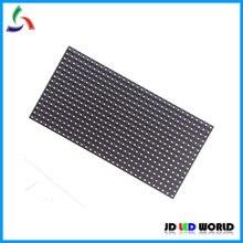 P10 SMD белые одноцветные полу-наружный светодиодный экран блок модули HUB12 320*160 мм 32*16 пикселей