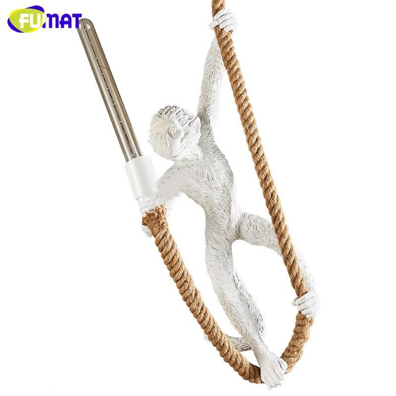 Monkey Pendant Light 17