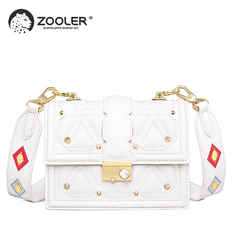 ZOOLER luxury handbags women bags designer bags for women 2019 leather shoulder messenger bags woman fashion