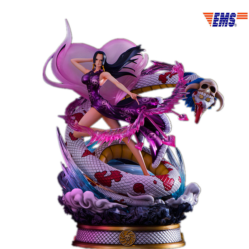 ONE PIECE Female Emperor Boa Hancock Seven Warlords Of The Sea Resin Statue Action Figure Collection Model Toy X371ONE PIECE Female Emperor Boa Hancock Seven Warlords Of The Sea Resin Statue Action Figure Collection Model Toy X371