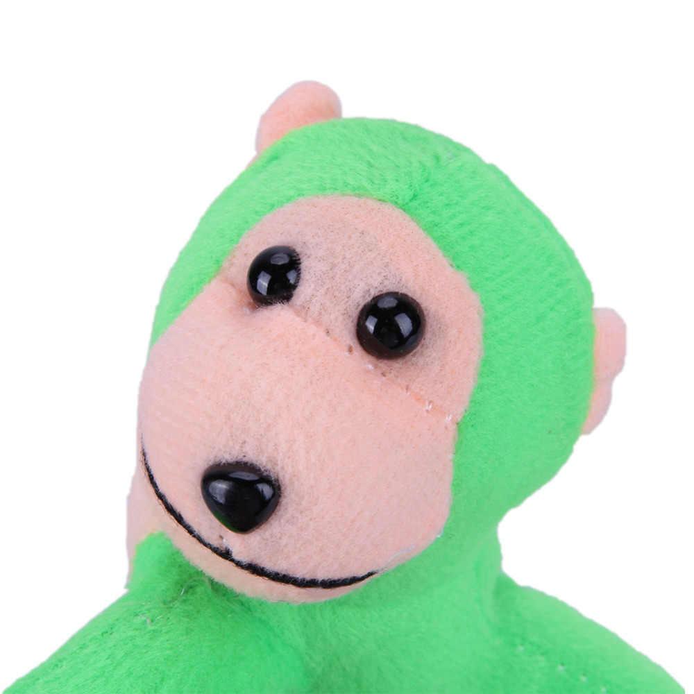 Lungo Braccio di Coda di Scimmia Peluche Bambole Bambino Neonato Placare Animali Svegli Del Fumetto Per I Bambini Decorazione Domestica Farcito Appeso Bambola 60 cm