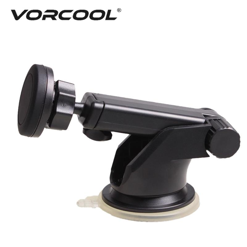 1 pc Car Windshield Mount Phone Holder With Suction Cup