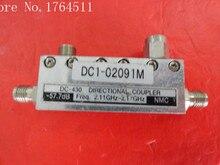 [БЕЛЛА] NMC DC-430 2.11-2.17 ГГц Переворот: 57.7dB SMA коаксиальный направленный ответвитель
