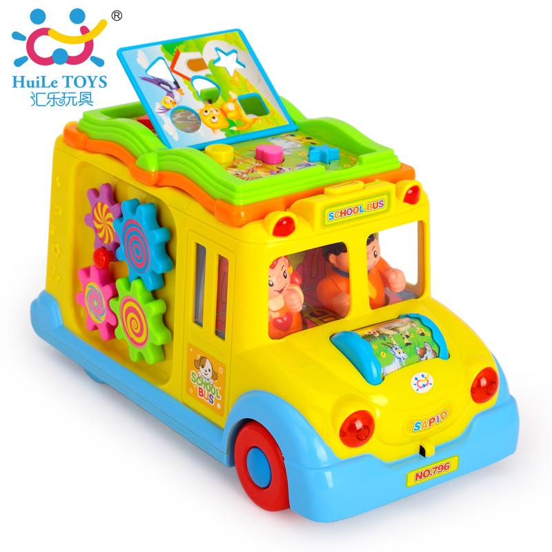 Electric-School-Bus-Children-Music-Car-Including-8-Games-Car-Horn-Songs-Animal-Calls-Early-Educational-Toys-for-Children-Gift-1