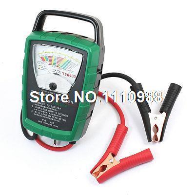 2V/6V/12V Lead-Acid Battery Voltage Charge Analog Checker Tester TY6402 цена
