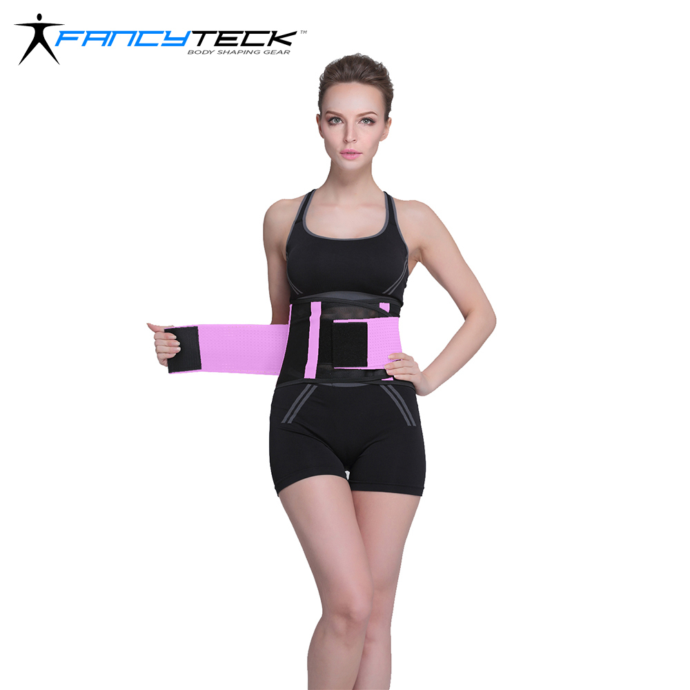 Size S to XXL 11 Colors Breathable slimming belt waist trainer corset Women body shaper postpartum belt weight loss wholesales