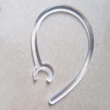 2 шт Портативные ушные крючки сменный прозрачный силиконовый чехол для наушников для samsung/для Iphone Bluetooth наушники