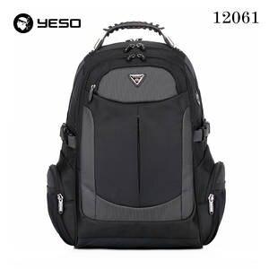a6ea884de3 YESO Laptop Backpack Men s 2018 Rucksack Waterproof Black