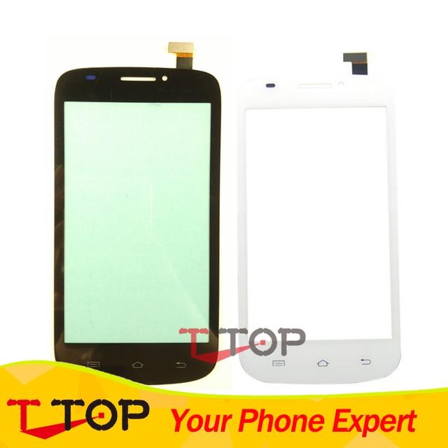 Тестирование Сенсорного Экрана Для Prestigio MultiPhone PAP5000 PAP 5000 Duo Сенсорный Замены Панели Дигитайзер Черный Белый Цвет 1 Шт./лот