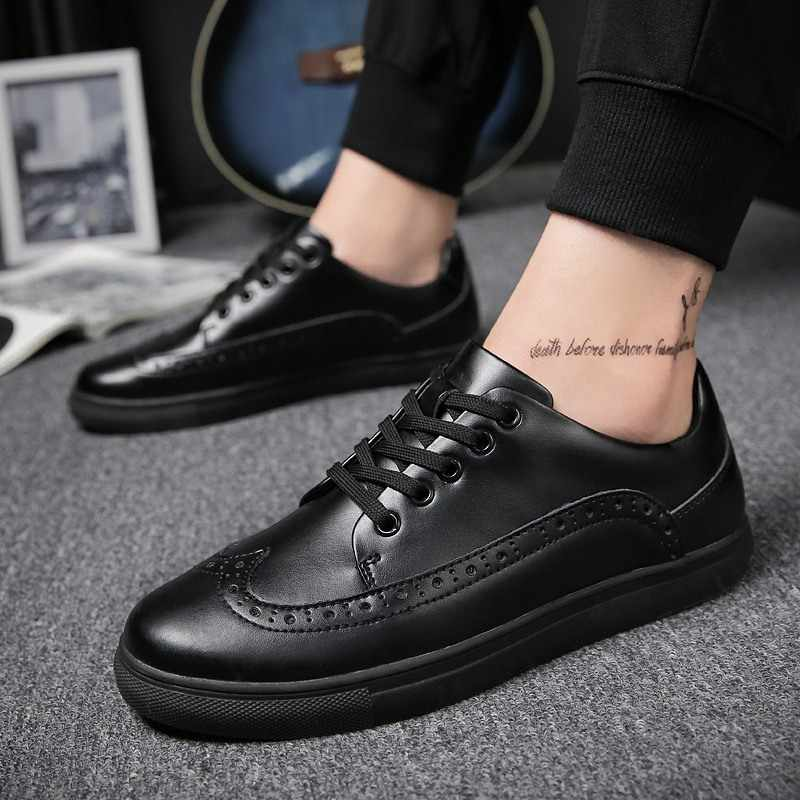 Shoes Fashion Oxford Shoes for Men w5