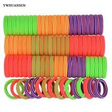 40pcs Hair accessories for girls women Scrunchy Hiar ties for children gum for elastic hair bands