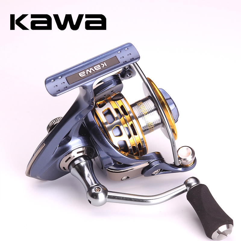 KAWA 2016 New Product Light Weight Body High Quality 9 Bearing Fishing Reel Spinning Reel Free Shipping цена