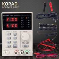 Korad KA3010D 30V 10A Precision Variable Adjustable DC Linear Power Supply Digital Regulated Lab Grade 4 Digit Led Displays
