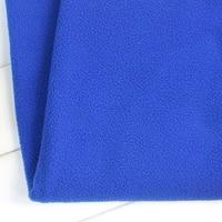 Meters 0 2cm Gem Blue Polar Fleece Fabric Plush Cloth Handmade Diy Dolls Clothes Background Cloth