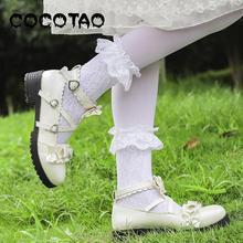 Western Style Girl Bowknot Small Leather Shoes Female 2019 New Han Edition Of The Fashion Leisure Tie-in Dress Sandals 32