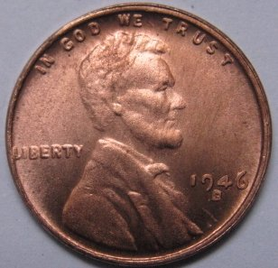 FREE SHIPPING wholesale 1946-D OVER S Lincoln Penny Coins Copy 95% coper manufacturing