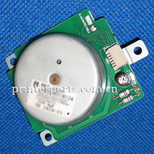 Drum motor for HP Color LaserJet 3700 3500 3550 printer parts used RM1-0733-000CN hp 828a magenta laserjet drum cf365a