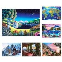 1000 Pièce Puzzle pour Adultes Enfants-Jouet Éducatif-Défi Jeu