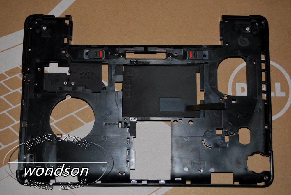 Free Shipping For Dell Latitude E5440 Laptop Bottom Base Cover Assembly Chassis - Smart Card - 356XD 0356XD w 1 Year Warranty