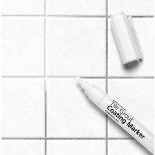 Плитка зазор ремонт цвет ручка белая плитка заправка Artline Затирка Ручка водонепроницаемый Mouldproof заполнения агенты стены фарфора