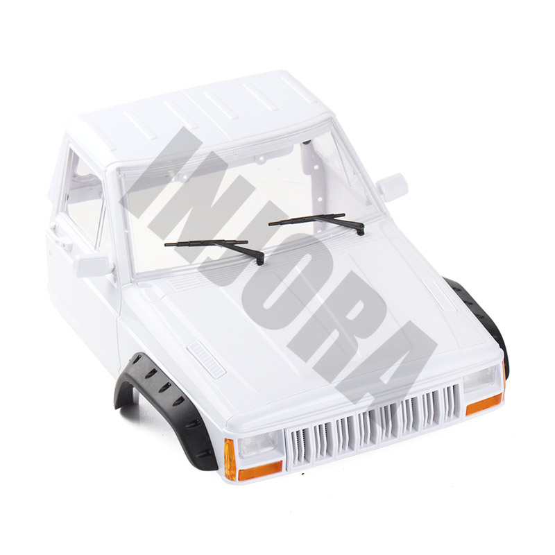 RC Car Pickup Head Part Body Shell for 1 10 RC Crawler Axial SCX10 90046 90047