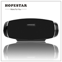 HOPESTAR IP4 H27 Waterproof Bluetooth Speaker Wireless Subwoofer Bass Stereo Shower Mp3 Player TF USB Mobile Power Bank Function