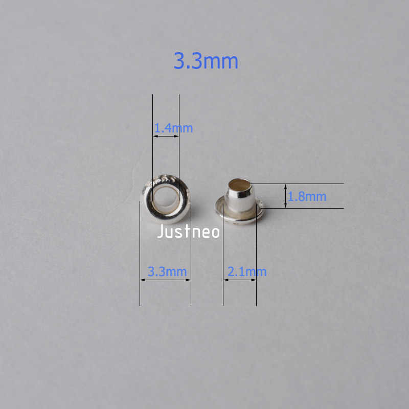1faa60f2b Detail Feedback Questions about Solid 925 Sterling Silver Eyelet ...