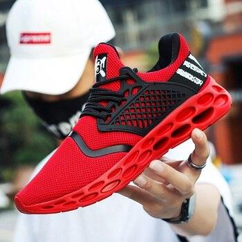 Zapatos GUDERIAN Para Hombre, Zapatillas de deporte de verano, zapatos informales transpirables...