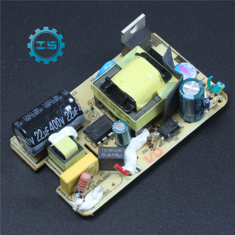 AC-DC 5V 2.5A Switching Power Supply Module for Replace/Repair 5V 2500MA Bare Circuit Board Short Circuit Protection 1pcs current detection sensor module 50a ac short circuit protection dc5v relay