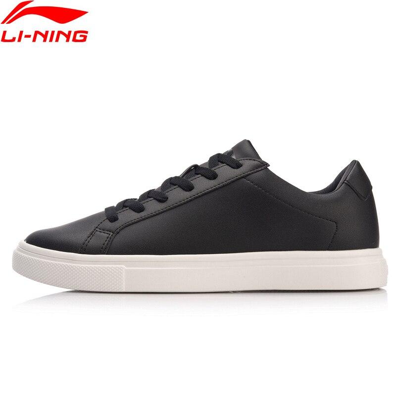 Li-Ning Men BB CLASSIC Classic Walking Shoes Light Weight Comfort LiNing Sports Shoes Basketball Leisure Sneakers AGBN005 SJAS18