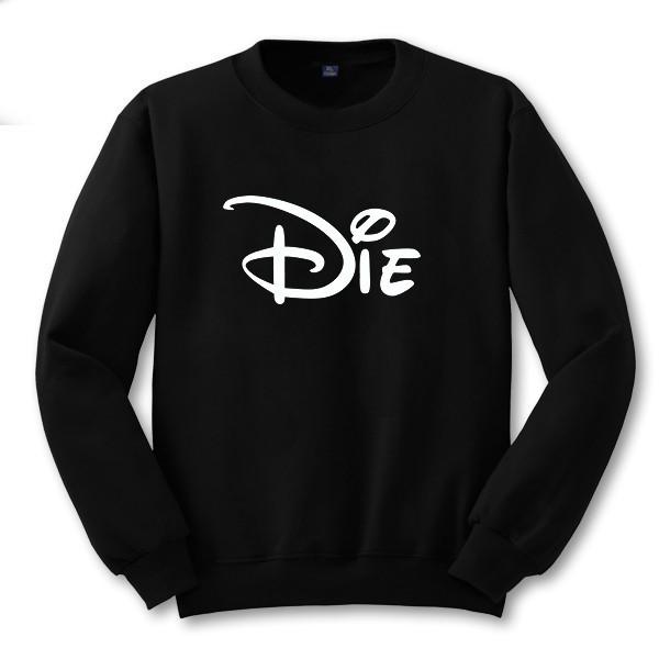 Die Sweatshirt 8